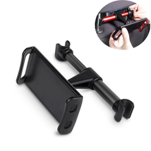 Car Back Seat Phone Tablet Holder Universal 4-11 Stand Bracket Mount for iPad 9.7 Air 2/1 Pro iPhone X 8