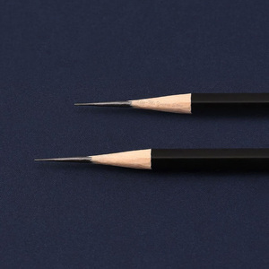 Image 4 - 10Pcs/Set Youpin Kaco JOY Yuehui HB Pencil wooden pencils Black Hexagon For Painting Writing School Office Writing Pencil