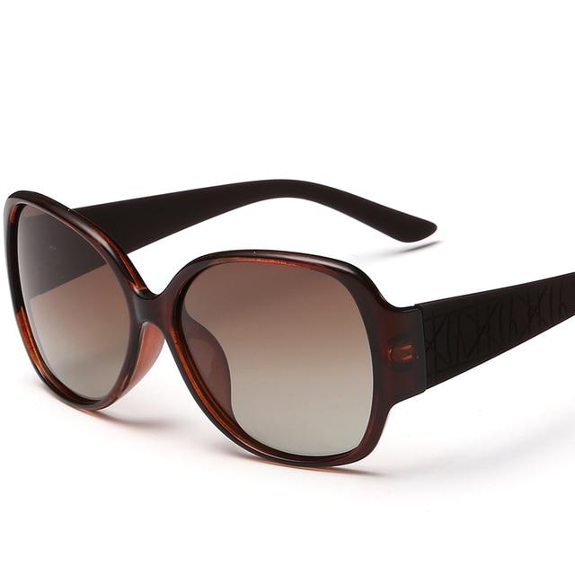 Gafas de sol de las mujeres new 1327 gafas de sol de moda gafas de sol polarizadas de conducción espejo gafas de diamantes, gafas de sol de prescripción