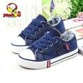 YEESHOW Nueva Moda Casual Niños Zapatos, Zapatos de Lona de Las Muchachas, Seguro Wearable Sneakers Para Niños, Zapatos de Los Niños niñas, Tamaño 19-37
