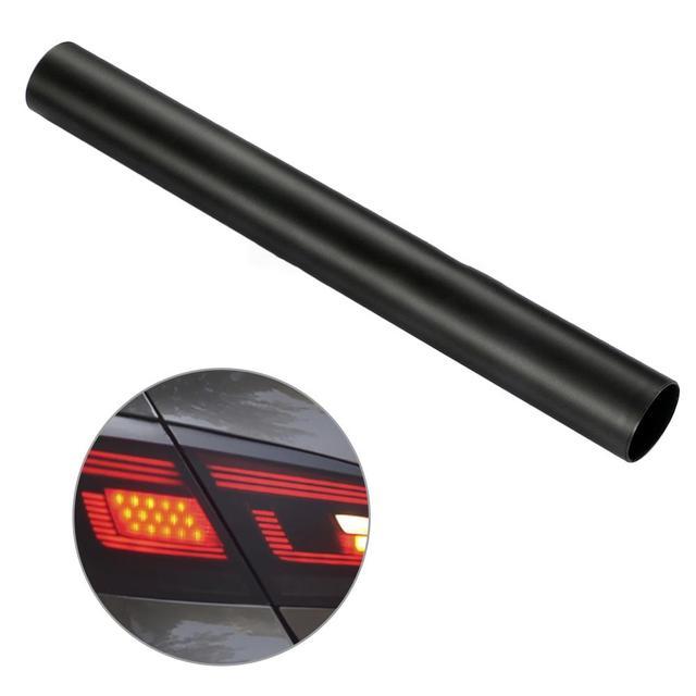 자동차 스타일링 30*150cm 매트 연기 라이트 필름 자동차 매트 블랙 색조 헤드 라이트 미등 안개 라이트 비닐 필름 후면 램프 착색 필름