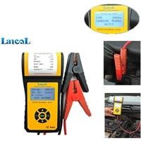 Lancol Professionele Diagnostic Tool Cca Batterij Tester Analyzer Micro-300 12V Ac Geleiding Tester Voor Batterij Cca Testen