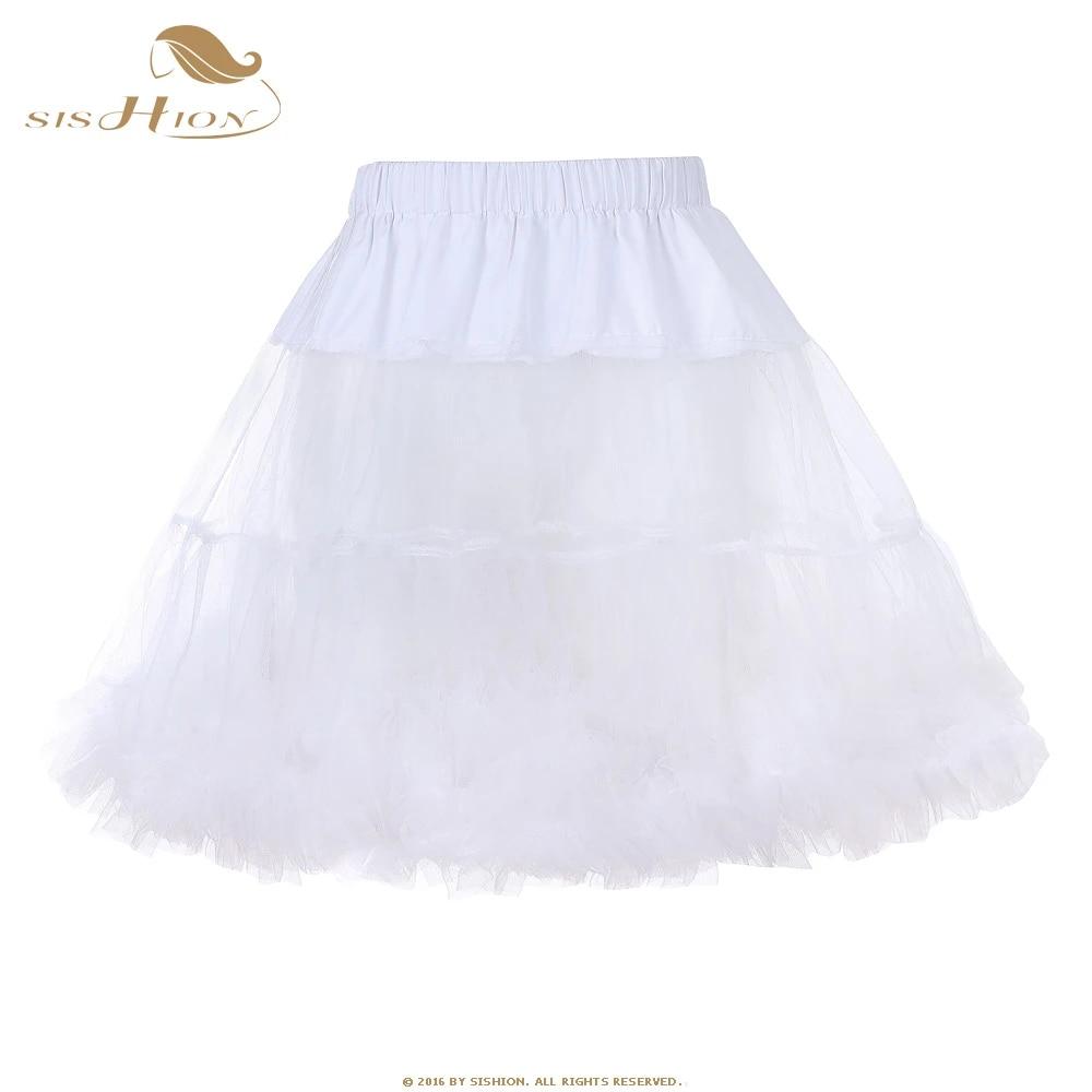 Jupon blanc mini jupe