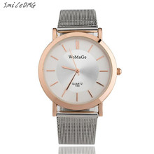 SmileOMG Hot Sale New Fashion font b Watch b font Slim And Stylish Design Simple Casual