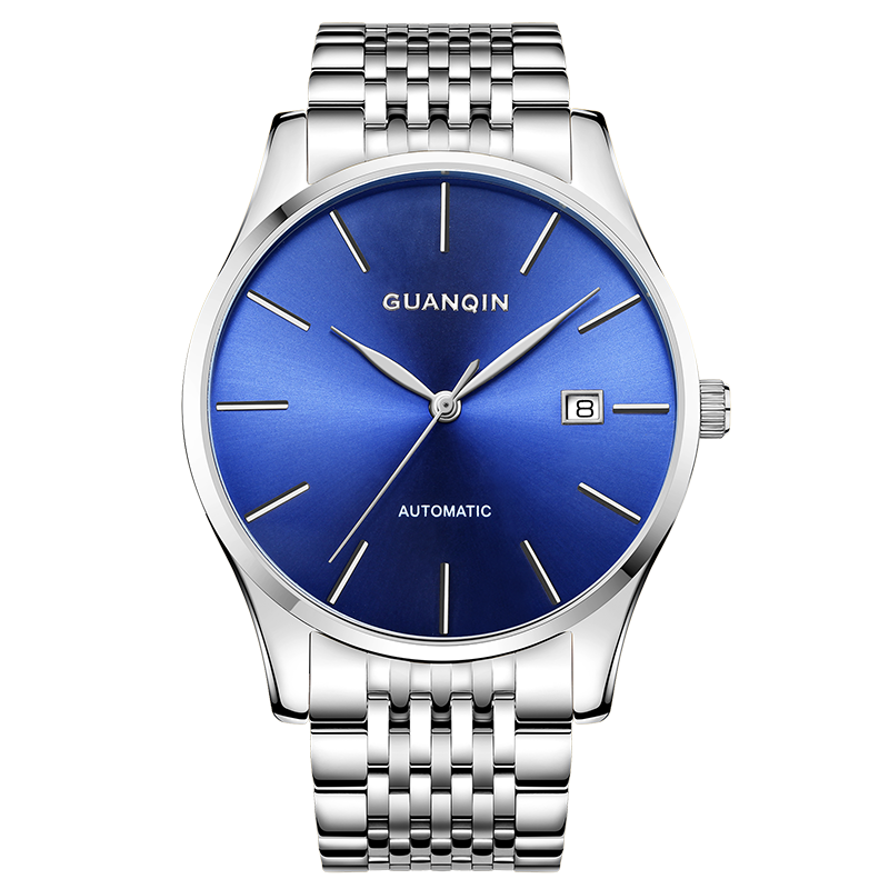 GUANQIN GJ16056 watches men luxury brand Simple Design Automatic Mechanical Watch Wristwatch relogio masculino guanqin gj16056 watch women luxury brand japan miyota mechanical watch leather automatic ultra thin watch female watch couple