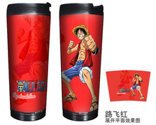 Monkey D Luffy Double Insulation Mug