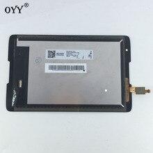 Wyświetlacz LCD ekran monitora ekran dotykowy szkło Digitizer zgromadzenie dla Lenovo IdeaTab A8 50 A5500 A5500F A5500 H A5500 HV
