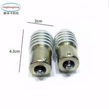 1 пара Автомобильные светодиодные лампы 12 В 1156 ba15s p21w