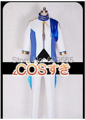 Free Shipping Uta No Prince sama Maji Love 2000 Masato Hijirikawa Cosplay Costume Perfect Custom For