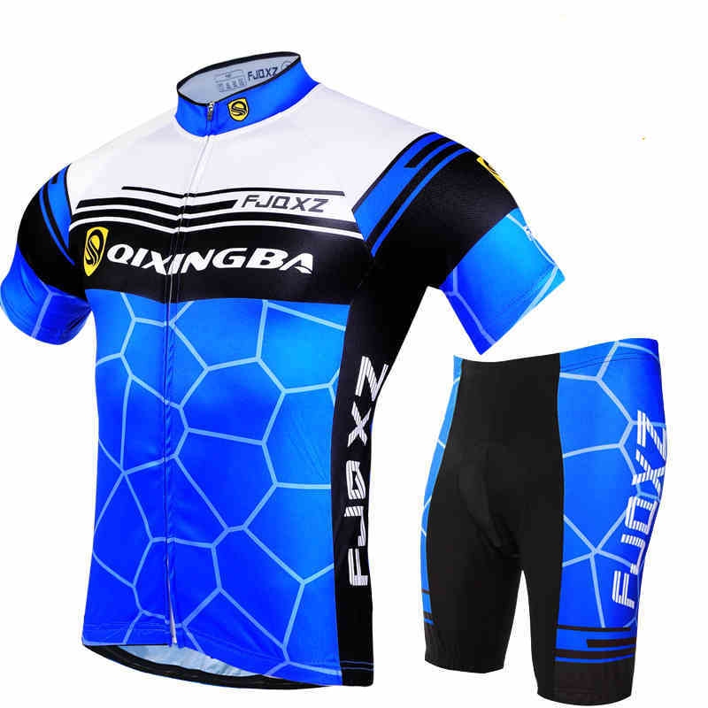 Cycling Clothing Factory Direct Selling Short Sleeve Cheap Male Mountain Bike Pro Team Summer Clothing image