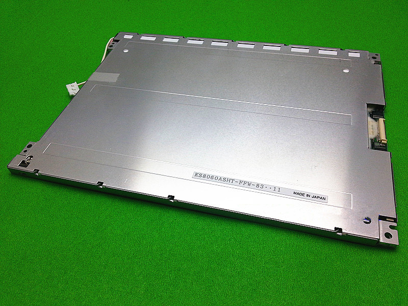 Original new 10.4 inch LCD screen for KS8060ASHT-FFW-83..11  Industrial control equipment Injection molding machine  LCD screen стоимость