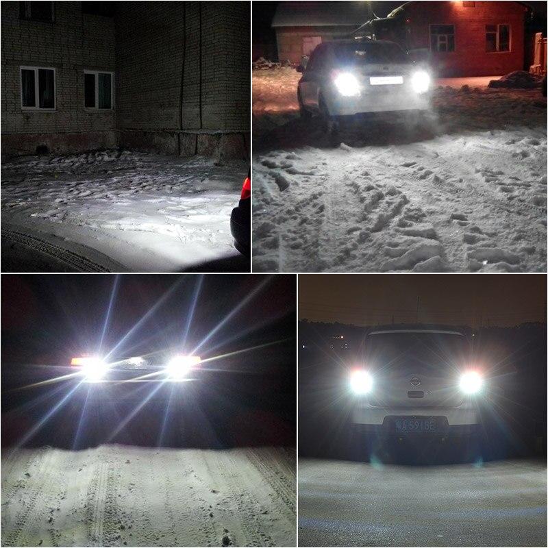 NAO led auto W16W LED T15 passast VK tail light
