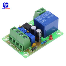1 Channel 12V Battery Charging Control Board XH M601 Intelligent Charger Power Control Panel Automatic Charging Power Module