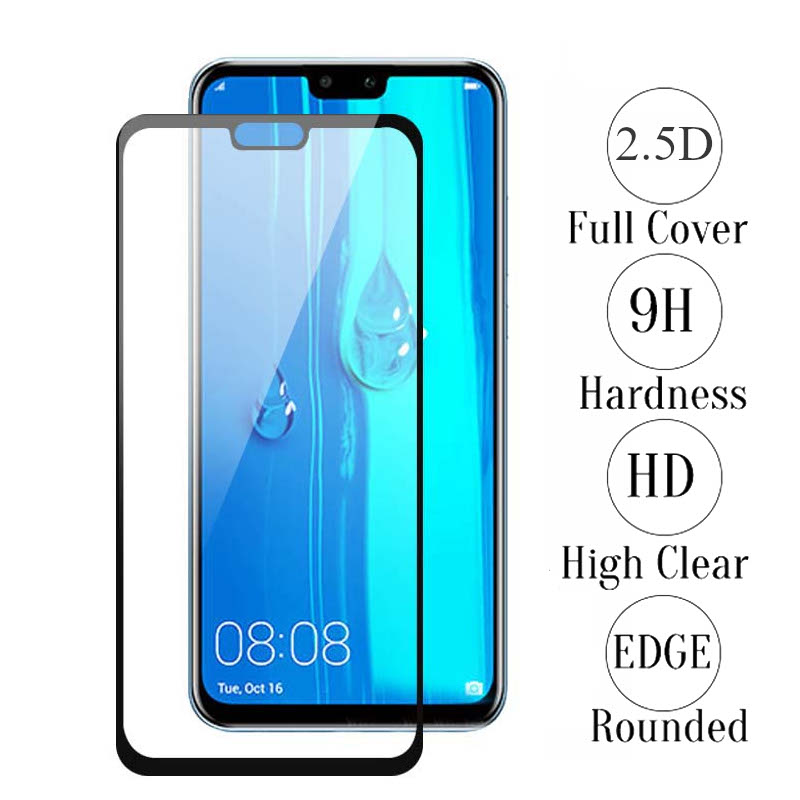 Tempered Glass For Huawei Y6 prime 2018 P30 Lite P20 Pro Mate 10 ...