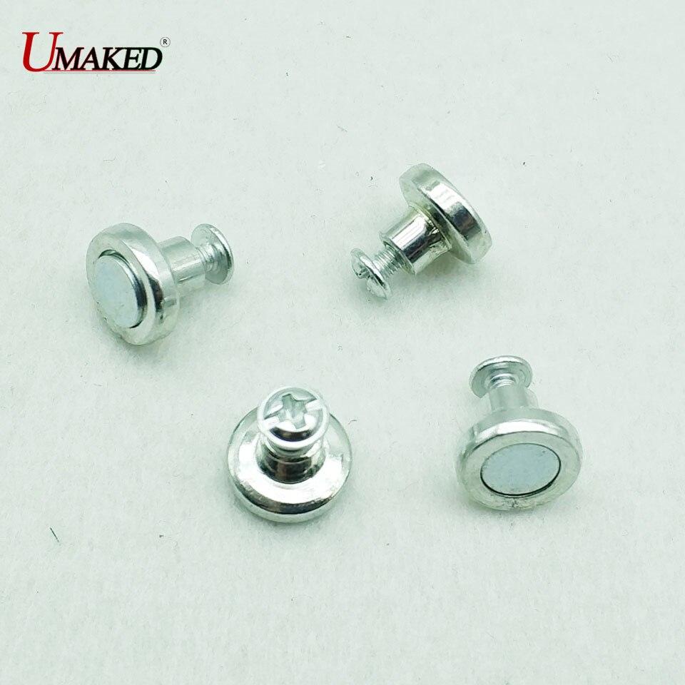 (20 StÜcke) M3 H: 8-10mm Magnetische Schraubendreher Für Led-licht, Magnet Kits Für Lampenfassung. Für Led-deckenleuchte Pcb Platte Fix Auf Wände