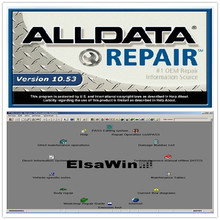 Новейшее 50 программного обеспечения в 1 ТБ hdd alldata 10,53 Ремонтное программное обеспечение+ mitchell по требованию+ KDS+ vivid 50в1 1 ТБ hdd