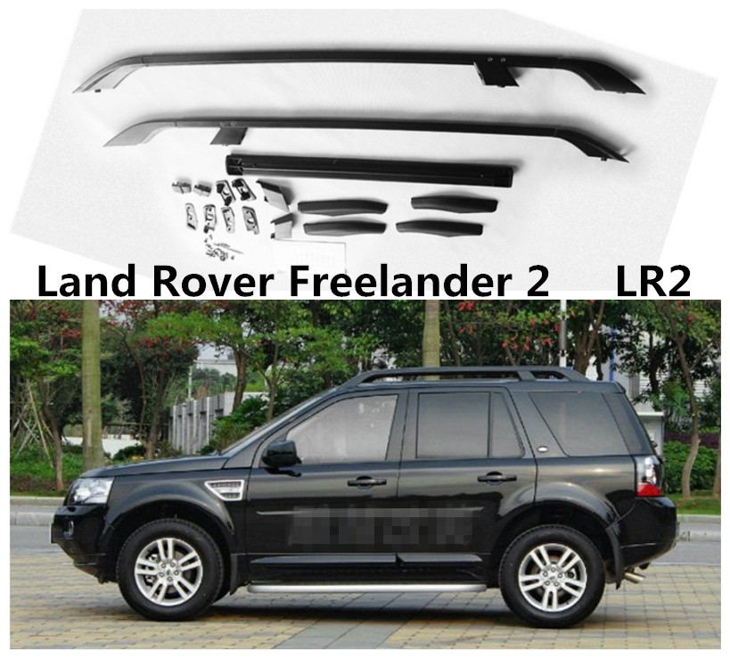 Roof Racks Luggage Rack Bar For Land Rover Freelander 2