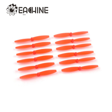 Original Eachine RedDevil 6 Pairs  105mm FPV Racing Drone Spare Part 65mm 1.5mm Hole Propeller Rc Drone Accessories цена 2017