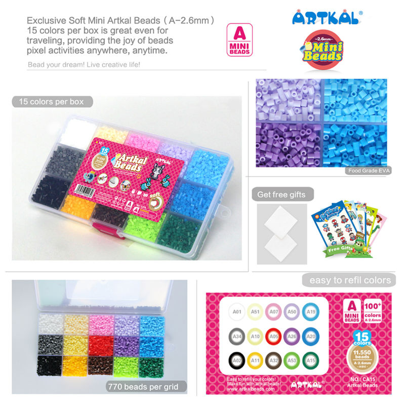 mini-soft-Artkal-beads-CA15