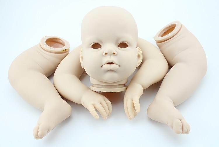 DIY Reborn doll mold silicone mold Arianna reborn toddler Reva creative handmade doll accseeory three butterfly silicone fondant mold