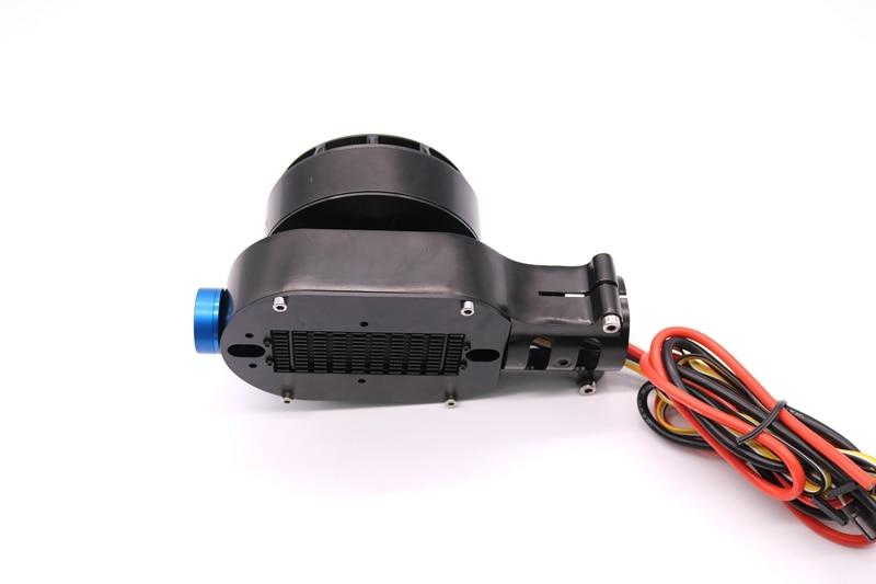 1Set Eaglepower P80pro Plant Agriculture UAV Drone Power Kit EP 80A ESC+8018KV105 Brushless Motor+29''Props+Motor Seat+LED Light - 4