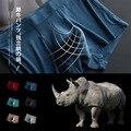 2016 quality rhino modal sexy men boxers comfortable male boxer panties independent gay Gun Bag underwear