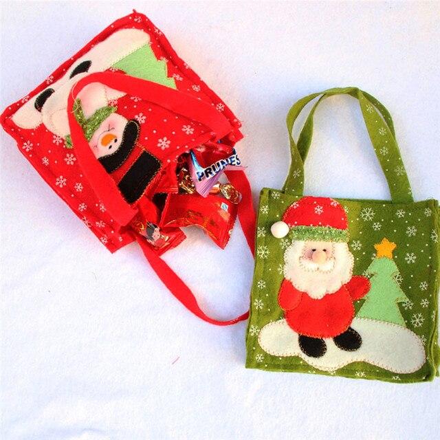 Weihnachten Muster Mini Munze Taschen Kinder Brieftasche Fallen