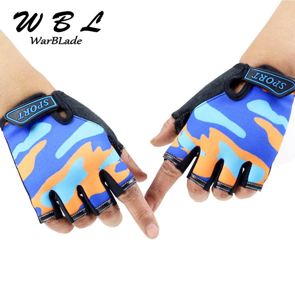 Fingerlose Kinder Handschuhe Nicht-slip Ultradünne Kinder Halb Finger Atmungsaktive Handschuhe Für Jungen Mädchen Luvas De Inverno Warblade Und Ein Langes Leben Haben.