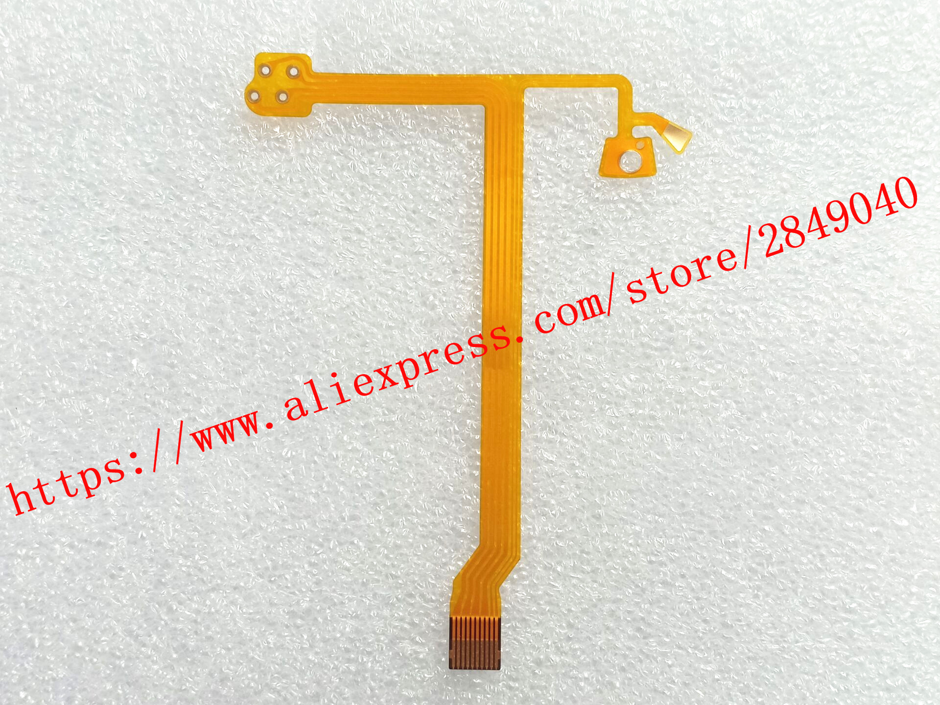 NEW Lens Aperture Flex Cable For Tokina AT-X SD 11-20 Mm 11-20mm F2.8 PRO DX Repair Part