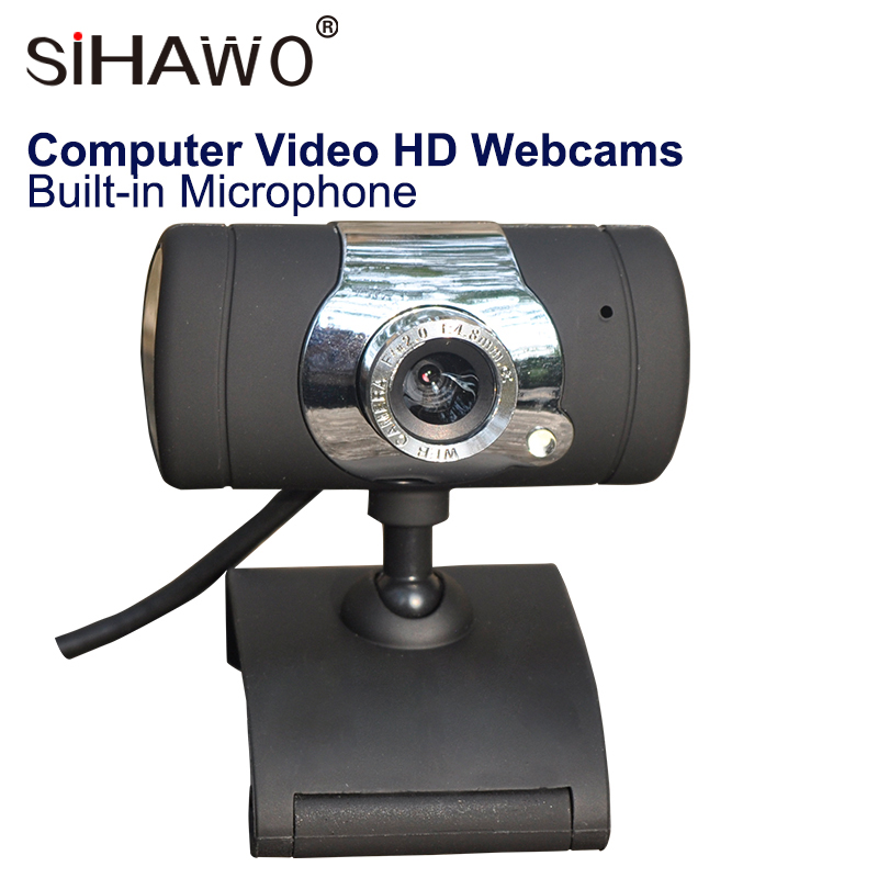 HD Webcams Computer Video HD Webcams Computer External Device Computer Accessories Built in microphone 10 Meter Sound Absorptio