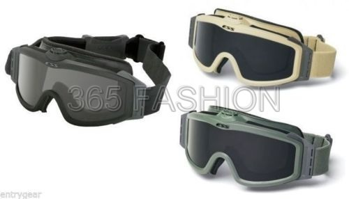 f6590944748 Outdoor Sports Eyewear Profile Turbofan Goggles Army ESS Crossbow Bullet  proof goggles with fan anti fog military sunglasses-in Sunglasses from  Apparel ...