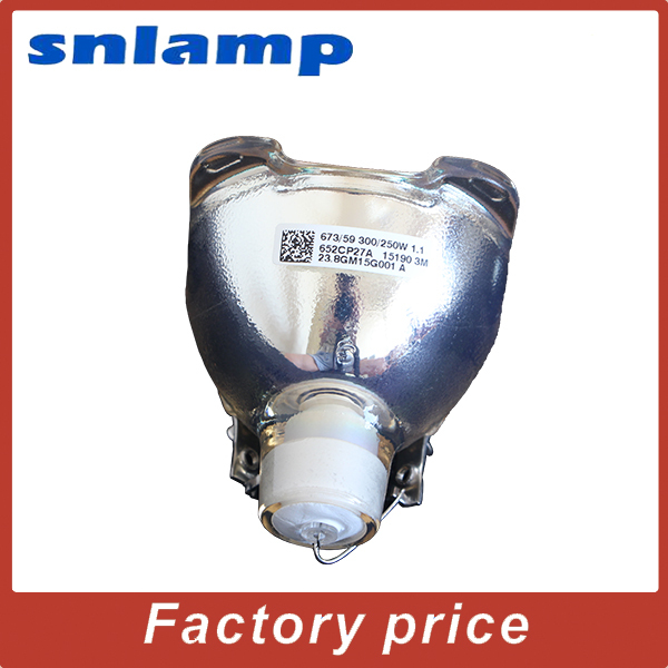 Original Bare Projector lamp 5J.J2N05.011 Bulb for SP840 compatible bare projector lamp bulb r9832775 nsha350 for barco phwu 81b phwx 81b phxg 91b