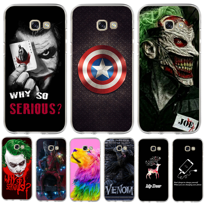 Joker venom For <font><b>Samsung</b></font> Galaxy S6 <font><b>S7</b></font> S8 S9 S10 Edge Plus S10e A3 A5 2016 <font><b>Phone</b></font> <font><b>Case</b></font> back cover Soft TPU Silicone coque Mickey image