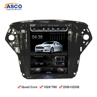 10.4 Vertical Screen 1024*768 Android Car DVD GPS Navigation Radio Player for Ford Mondeo 2009 2010 2011 RAM 2GB 32G Quad Core