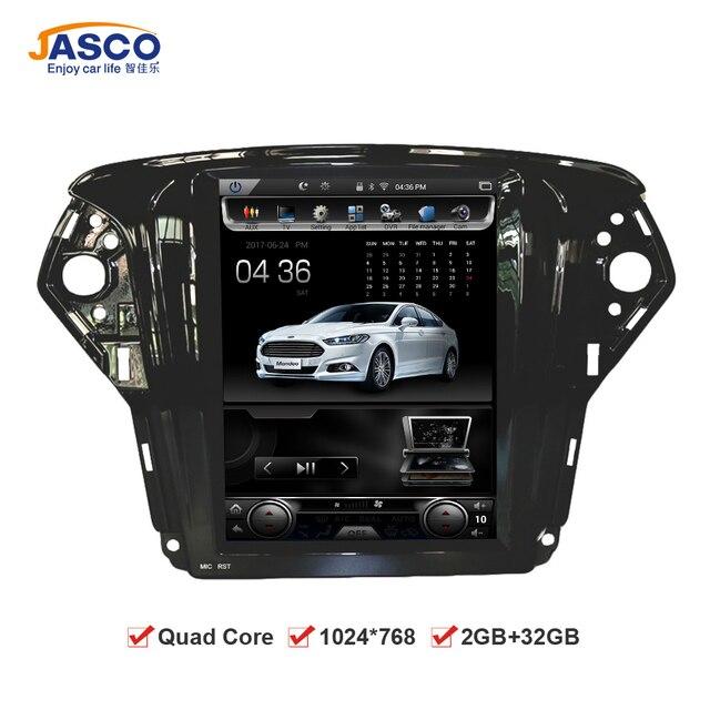 "10,4 ""Vertikale Bildschirm 1024*768 Android Auto DVD GPS Navigation Radio Player für Ford Mondeo 2009 2010 2011 RAM 2 GB 32G Quad Core"
