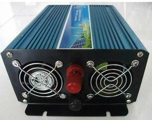 цена на 2500W 36V/60V/72VDC to 100/110/120VAC or 220/230/240VAC Pure Sine Wave Off Grid Solar& Wind Power Inverter PV Inverter