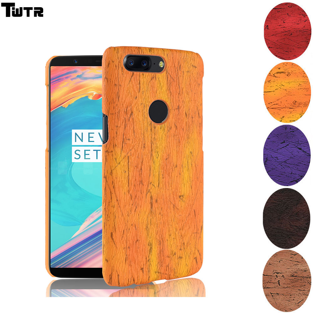 for OnePlus 5T Star Wars Limited Edition A 5010 Phone Bumper Fitted Case for OnePlus 5 T Global TD-LTE A5010 PC Wood grain Cover