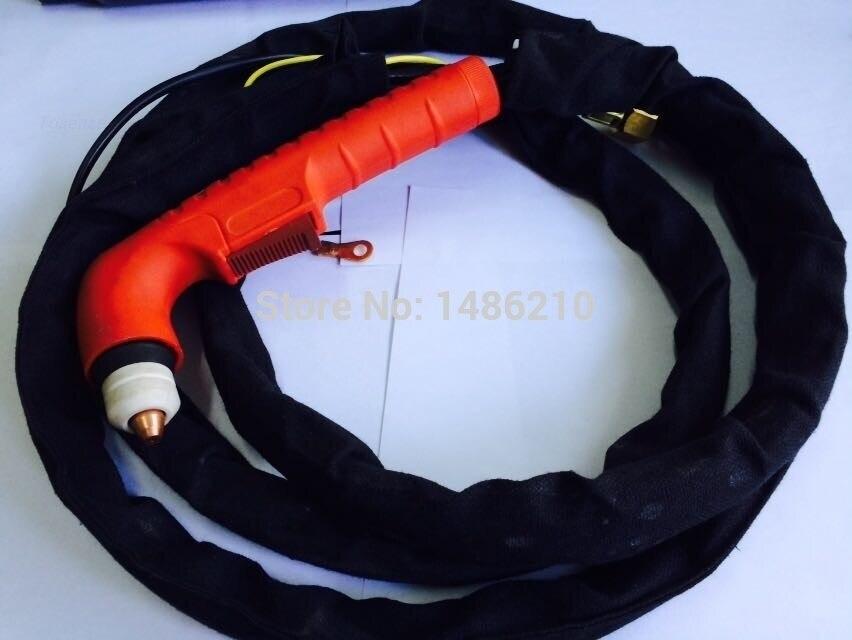 2015new free shipping Trafimet S45 Plasma Cutting torch 12feet 4M plasma Welding torch cnc soldering iron free shipping oem a141 trafimet plasma cutting hand torch body pf0155 1pcs