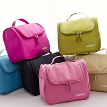 Winner Brand Travel Hanging Cosmetic Bag Makeup Organizer Traveling Storage Bag Large Capacity Waterproof Toiletry Wash Bags