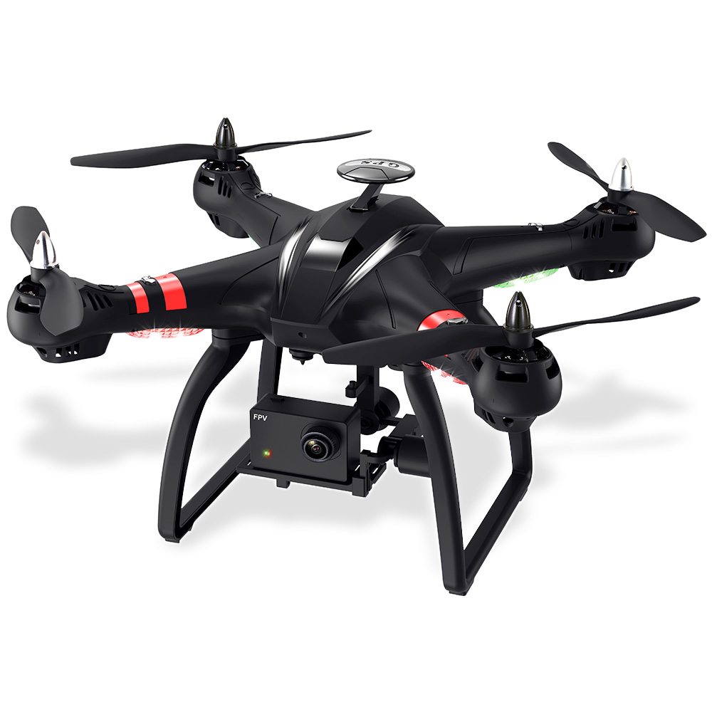 BAYANGTOYS X22 1080 p WiFi FPV RC Drone Positionnement GPS/3 axes Cardan/Moteur Brushless/Altitude tenir