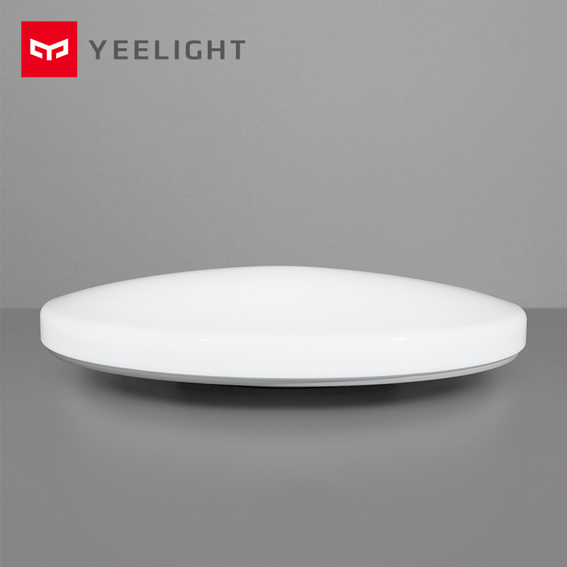 Xiaomi Yeelight Led plafond Pro 650mm RGB 50 W mi accueil app contrôle Google pour amazon Echo xiaomi kits intelligents