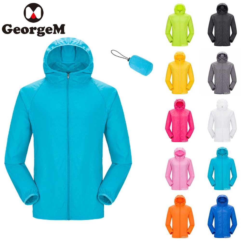 цена на Waterproof Windproof Cycling Windcoat Jersey MTB Bicycle Jacket Raincoat Men & Women Jacket for Running Fishing Cycling Hiking