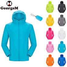 Waterproof Windproof Cycling Windcoat Jersey MTB Bicycle Jacket Raincoat Men & Women Jacket for Running Fishing Cycling Hiking