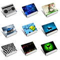 "1pcs laptop skin decal and 2pcs trackpad vinyl stickers for 12""/13""14"" /15"" /15.6"" HP/DELL/ACER/asus notebook"