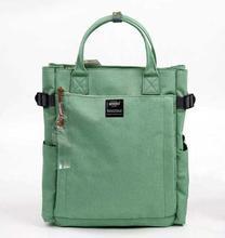 Modne modele podwójnego zastosowania plecak dla mężczyzn i kobiet, nowe marki anello oxford duże męskie i damskie plecaki na laptopy szkolne