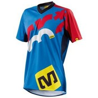 2016 New MAVIC MTB Downhill Jersey Bike Motorcycle Cycling Crossmax Shirt Ciclismo Clothes For Men Short