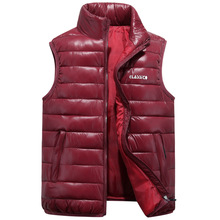 Brieuces Winter Vest Woman Waistcoat Women Plus Size 6XL Thermal Vests For and men Sleeveless Jacket 2019