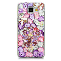 Women RedMi Note 4 Pro Note 3 Pro Bling Handmade Diamond Back Cover Case For Redmi