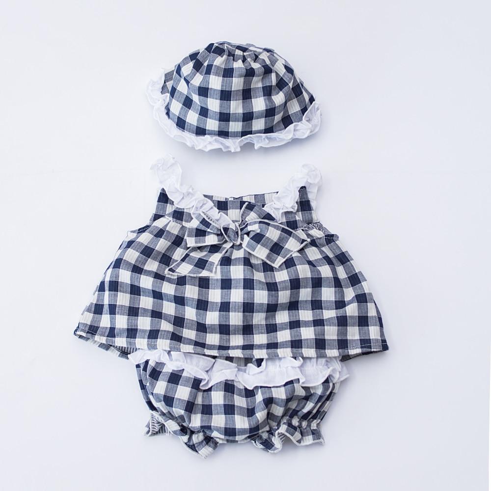 Vintage Baby Girls Easter Dress, Vintage Baby Dress, Vintage tartan Baby outfit,  baby summer  outfit (1)