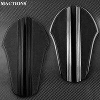 Мото привод ЧПУ доски подножки для ног Мотоцикл черный/черный хром для индийского шефа классическая модель 2014 2019